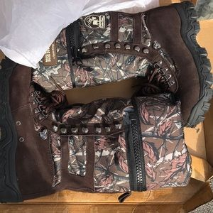 Bush boots shoes | by guide king | poshmark.
